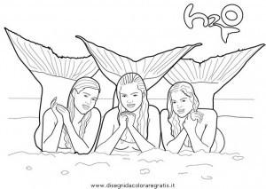 Ausmalbilder H2o Plötzlich Meerjungfrau Neu Jogo Desenhos Para Colorir E Imprimir Da H2o Meninas Fotografieren
