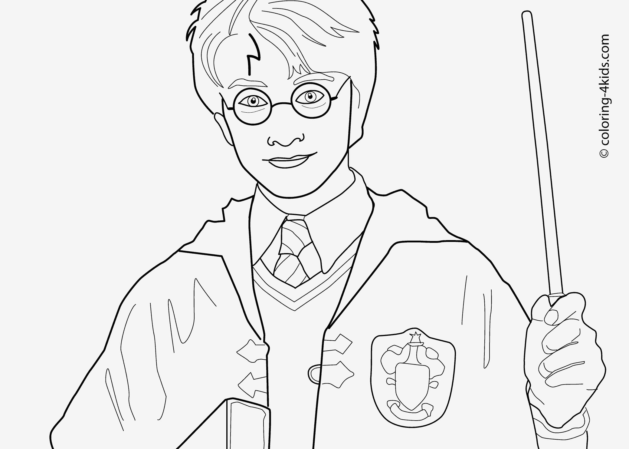 Ausmalbilder Harry Potter Das Beste Von Verschiedene Bilder Färben Harry Potter Malvorlagen Bild