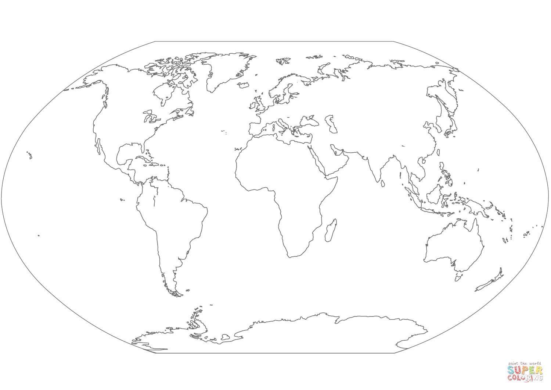 Ausmalbilder Haus Mit Garten Frisch Ausmalbild Weltkarte Ausmalbilder Kostenlos Zum Ausdrucken Innen Bilder