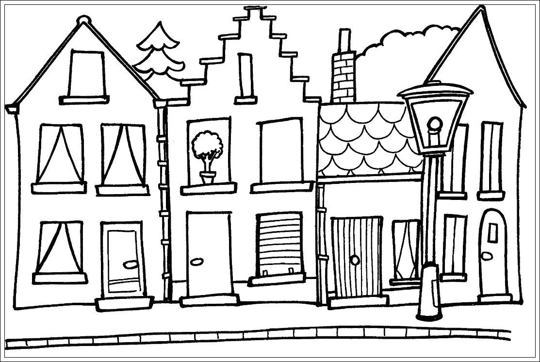 Ausmalbilder Haus Mit Garten Frisch Ausmalbilder Haus Zum Ausdrucken In Haus Zum Ausmalen Kinderbilder Galerie