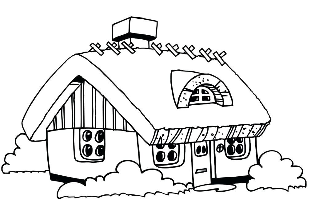 Ausmalbilder Haus Mit Garten Frisch Haus Malvorlagen 2 Gratis Ausmalbilder Haustiere Mitu11 Info Avec Bild