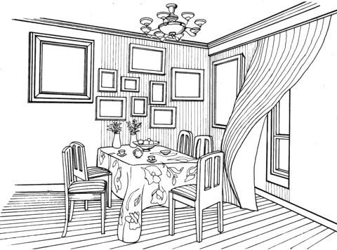 Ausmalbilder Haus Mit Garten Frisch Malvorlage Haus Innen Avec Ausmalbild Haus Innen Et 82 Musterhaus Bilder