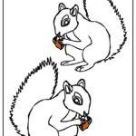 Ausmalbilder Herbst Eichhörnchen Frisch Herbst Ausmalbild Eichhörnchen Ich Liebe Wasser Bilder