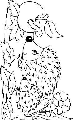 Ausmalbilder Herbst Eichhörnchen Genial 1000 ιδέες για Malvorlagen Herbst στο Pinterest Sammlung