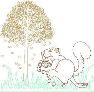 Ausmalbilder Herbst Eichhörnchen Genial Malvorlagen Zum Ausmalen Malvorlagen Herbst Lustiges Stock