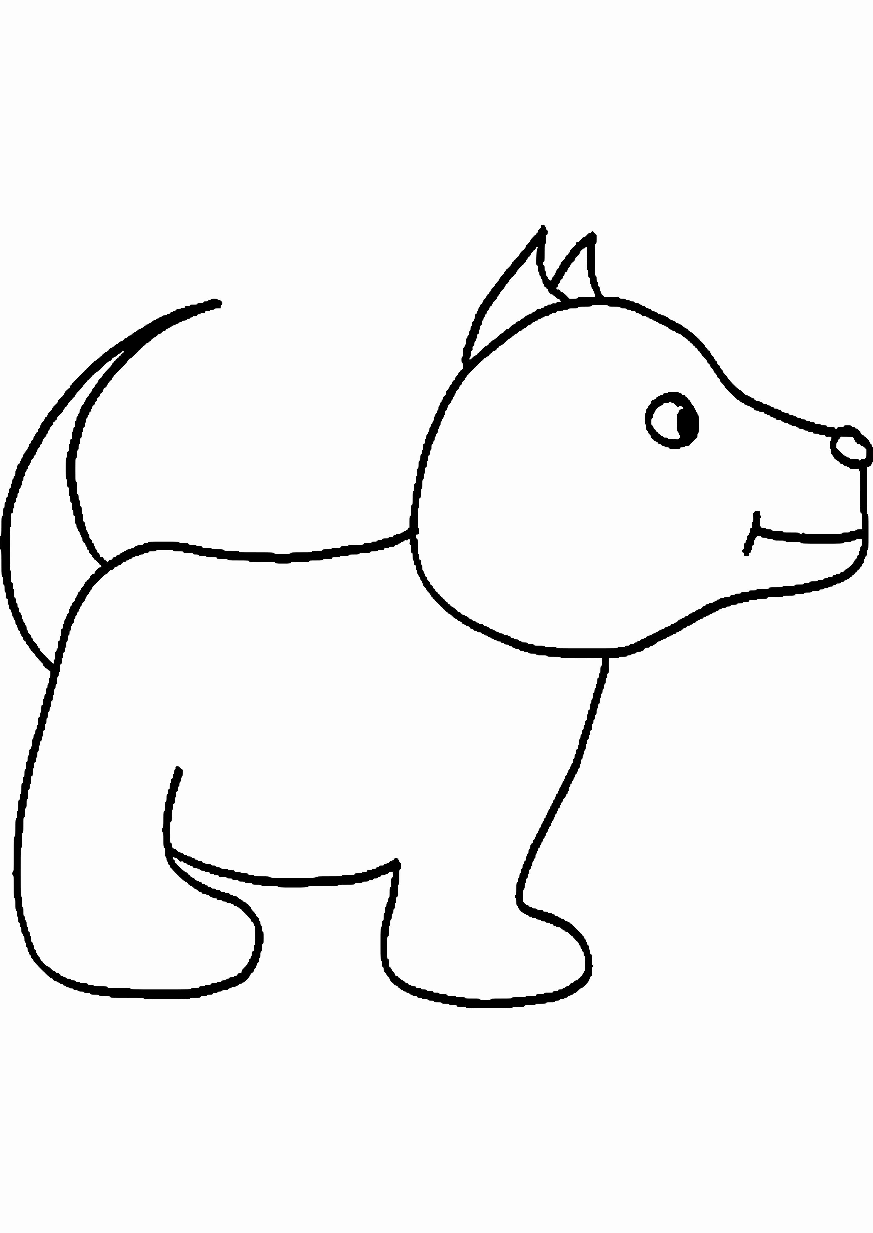 Ausmalbilder Hund Und Katze Einzigartig 58 Genial Sammlung Ausmalbilder Zum Ausdrucken Hunde Das Bild