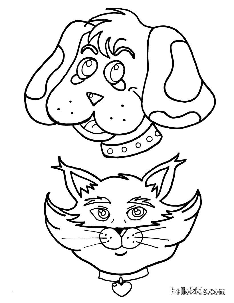 Ausmalbilder Hunde Und Katzen Neu Hunde Zum Ausmalen Ausmalbilder Ausmalbilder Ausdrucken De Elegant Sammlung