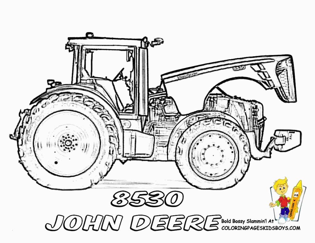Ausmalbilder John Deere Einzigartig Druckbare Malvorlage Ausmalbilder Traktor Beste Druckbare Mit Bild