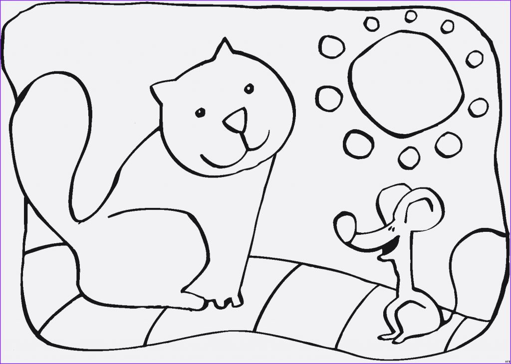 Ausmalbilder Katze Und Hund Neu Janbleil Traurige Katze Ausmalbild Malvorlage Ics Malvorlage Bild