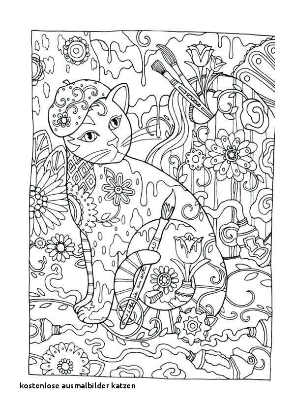 Ausmalbilder Katzen Und Hunde Frisch 27 Kostenlose Ausmalbilder Katzen Colorprint Stock
