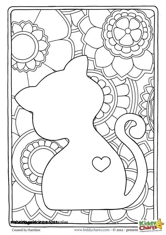 Ausmalbilder Katzen Und Hunde Inspirierend Malvorlagen Katzen Kostenlos Malvorlage A Book Coloring Pages Best Das Bild