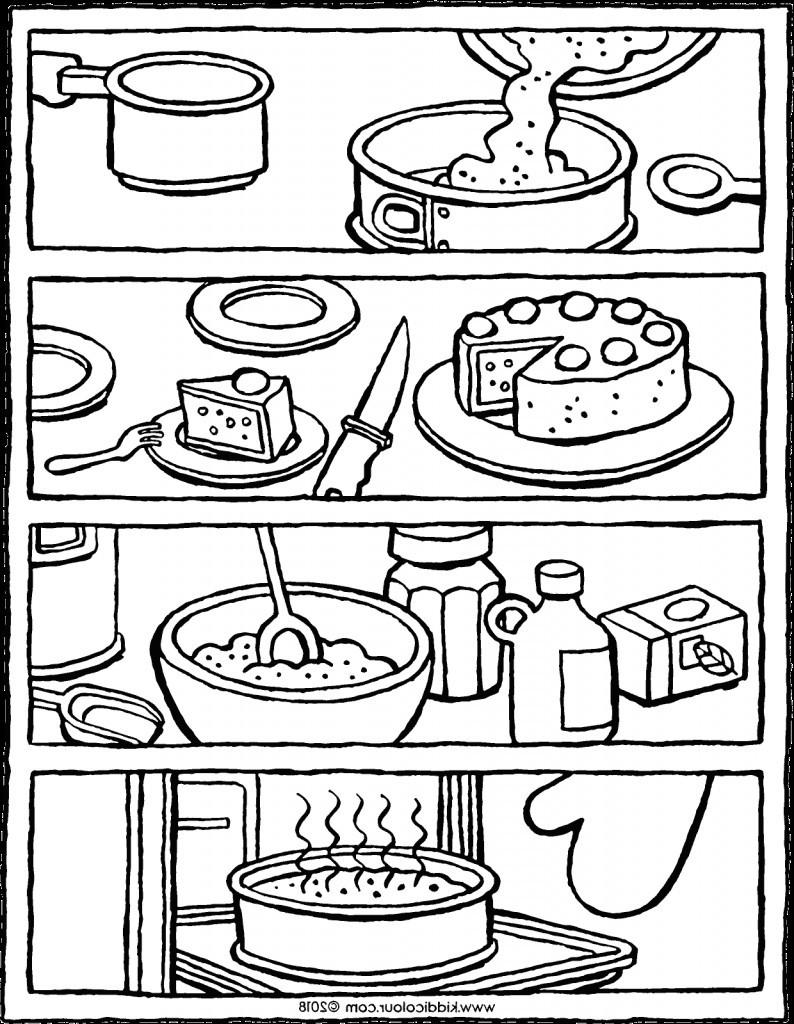 Ausmalbilder Kochen Und Backen Das Beste Von 44 Frisch Essen Ausmalbilder – Große Coloring Page Sammlung Fotografieren