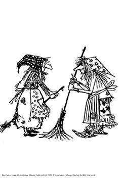 Die 11 besten Bilder von Die kleine Hexe