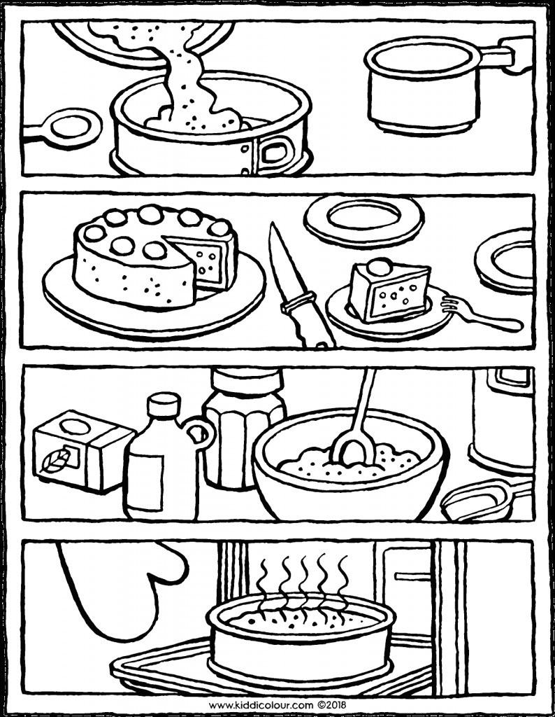 Ausmalbilder Kochen Und Backen Frisch Kochen Und Backen Kleurprenten Kiddimalseite Best Ausmalbilder Sammlung