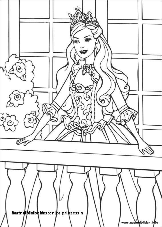 Ausmalbilder Kostenlos Barbie Inspirierend Ausmalbilder Kostenlos Prinzessin 30 Barbie Malbuch Colorprint Das Bild