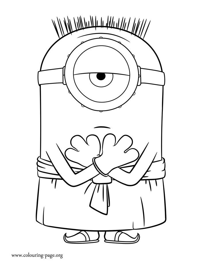 Ausmalbilder Kostenlos Minions Frisch Enjoy with This Free Minions Movie Coloring Page In This Picture Sammlung