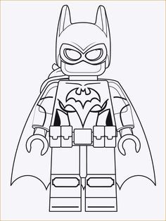 Ausmalbilder Lego Batman Frisch 59 Best Malvorlagen Fuer Kinder Images On Pinterest In 2018 Bilder