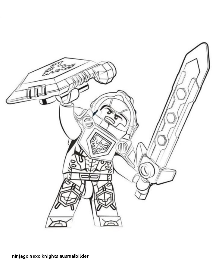 Ausmalbilder Lego Nexo Knights Inspirierend 20 Ninjago Nexo Knights Ausmalbilder Stock