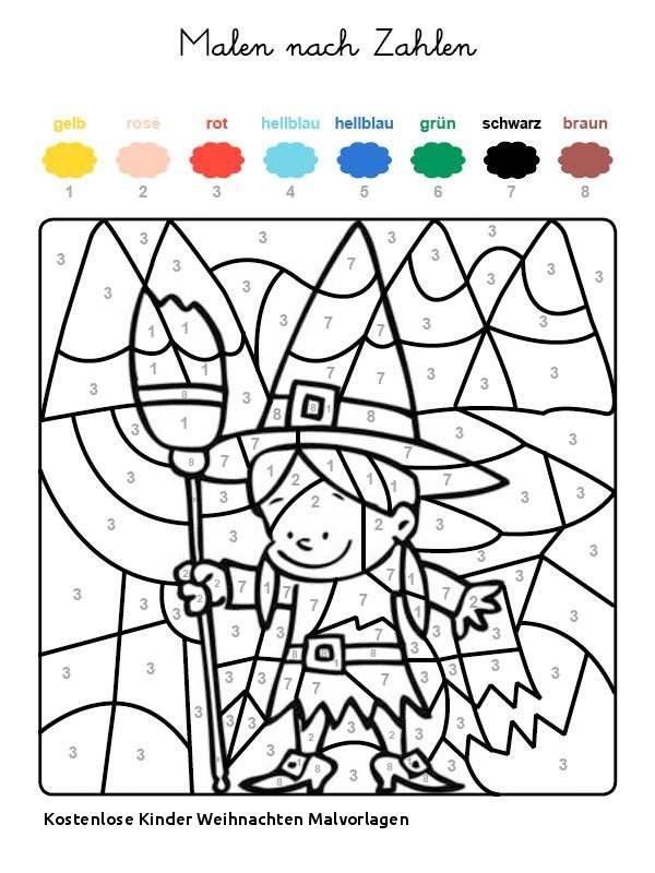99 Genial Ausmalbilder Malen Nach Zahlen Galerie Kinder Bilder