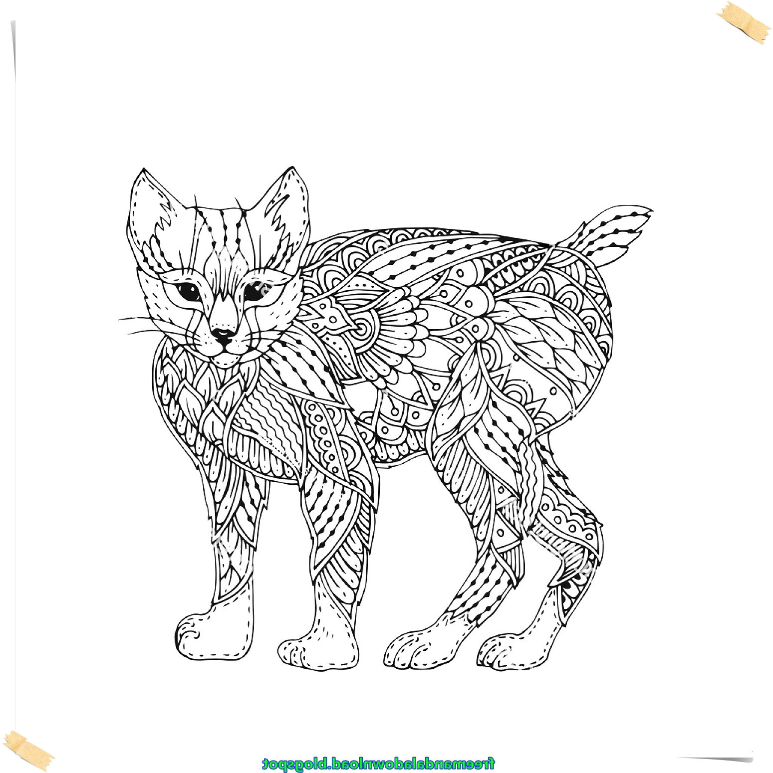 Ausmalbilder Mandala Herzen Das Beste Von 27 Neu Katzen Ausmalbilder – Malvorlagen Ideen Fotografieren