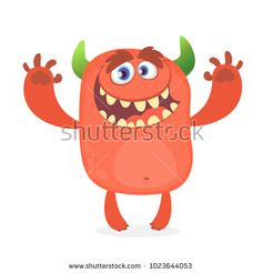 Ausmalbilder Mascha Und Der Bär Einzigartig 92 Best Cartoon Monsters Shutterstock Vector Images On Pinterest In Bilder