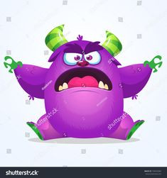 Ausmalbilder Mascha Und Der Bär Frisch 92 Best Cartoon Monsters Shutterstock Vector Images On Pinterest In Fotografieren