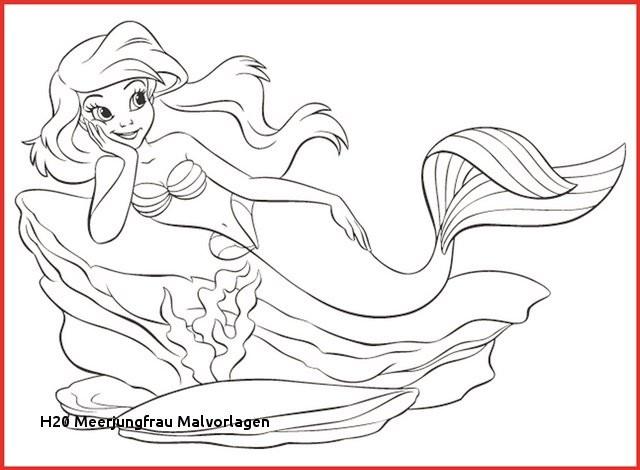 Ausmalbilder Meerjungfrau H2o Das Beste Von 21 H20 Meerjungfrau Malvorlagen Stock
