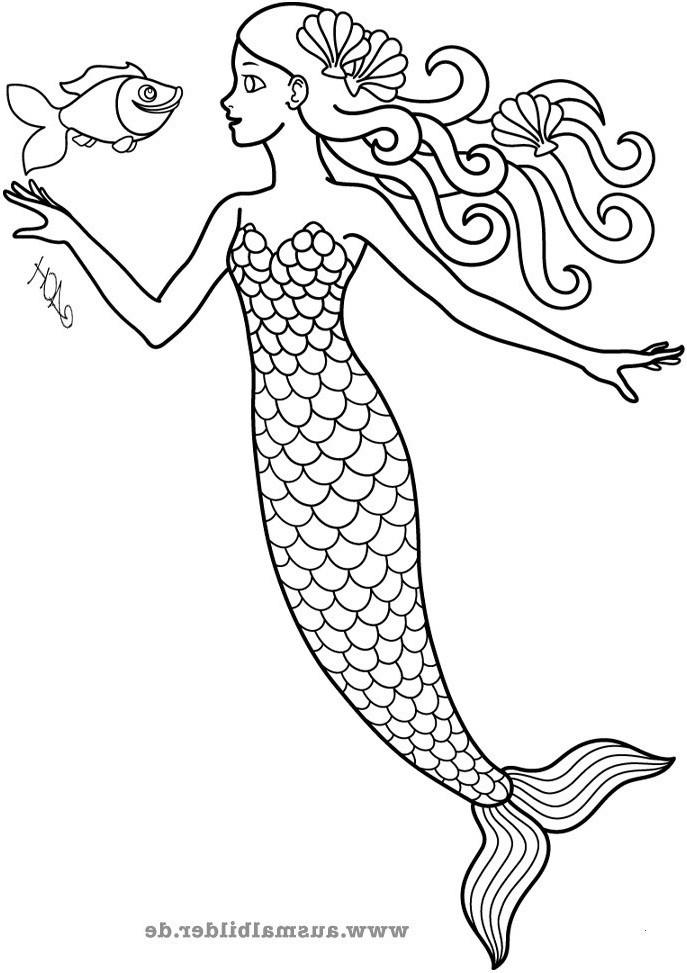 Ausmalbilder Meerjungfrau H2o Genial 35 Inspirierend Meerjungfrau Bilder Zum Ausmalen – Malvorlagen Ideen Sammlung