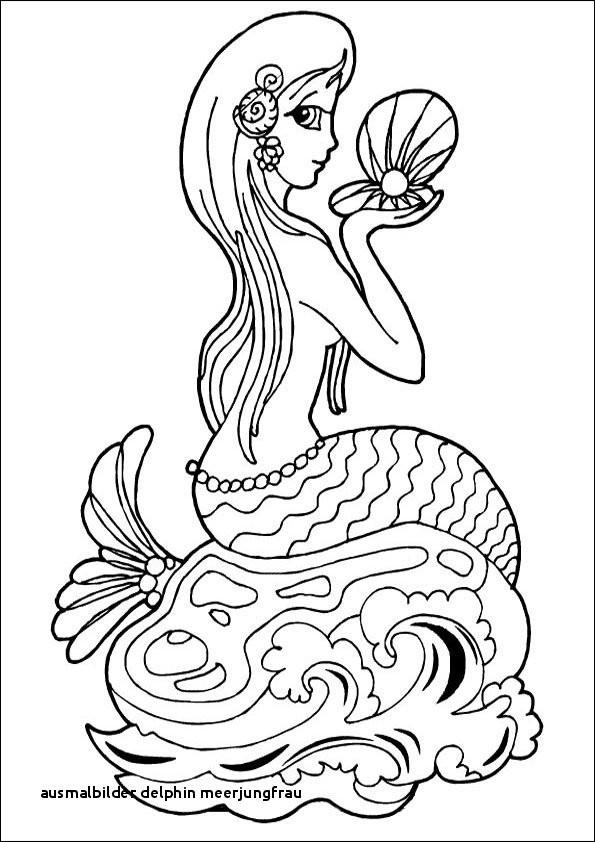 Ausmalbilder Meerjungfrau Mit Delfin Genial Ausmalbilder Delphin Meerjungfrau 38 Fisch Ausmalbilder Sammlung