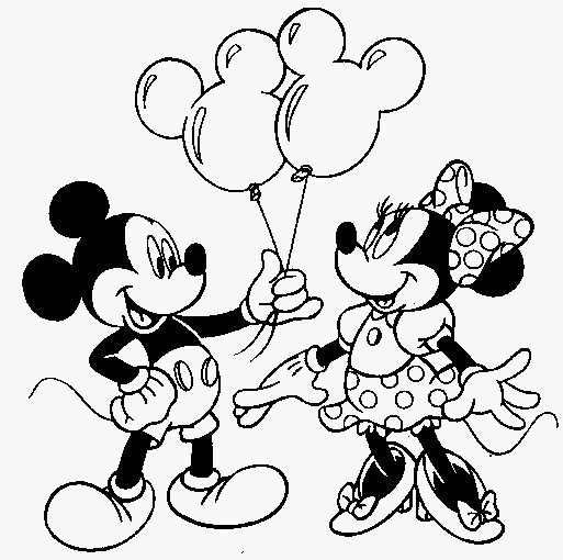 Ausmalbilder Mickey Mouse Neu Ausmalbild Mickey Mouse Design Mickey and Minnie Mouse Coloring Book Sammlung
