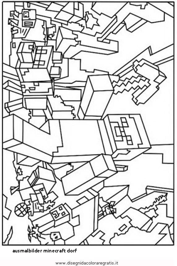 Ausmalbilder Minecraft Dorf Einzigartig Ausmalbilder Minecraft Dorf 29 Patrick Malvorlagen Colorprint Fotos