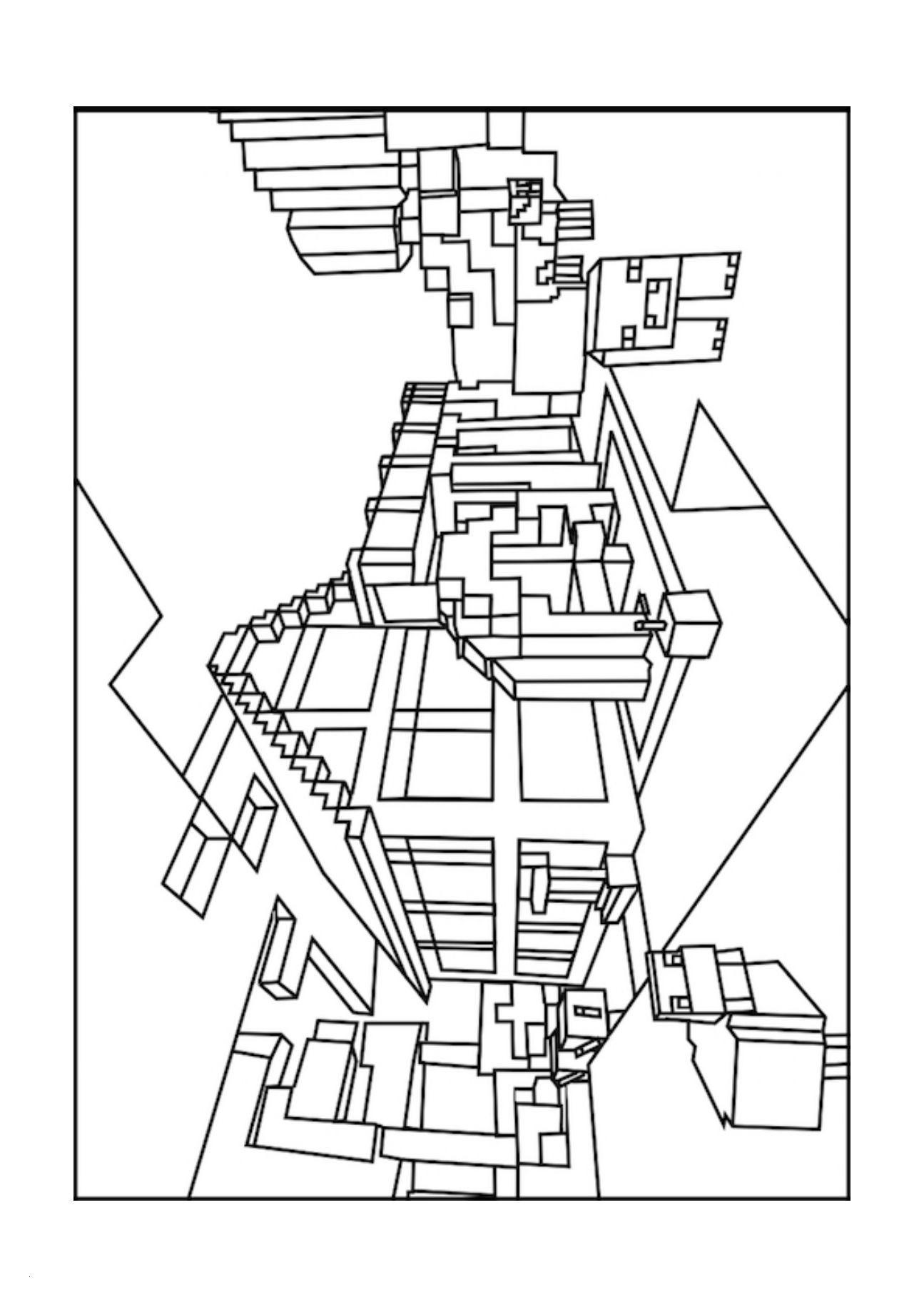 Minecraft Ausmalbilder Schwert Frisch A Minecraft Zombies Coloring