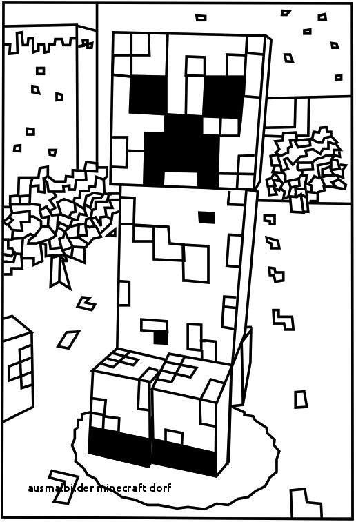 Ausmalbilder Minecraft Dorf Genial Ausmalbilder Minecraft Dorf 29 Patrick Malvorlagen Colorprint Das Bild