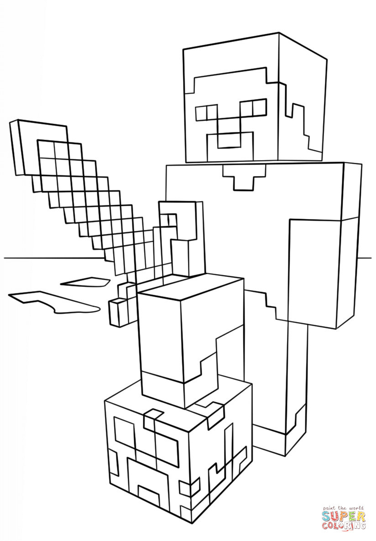 Ausmalbilder Minecraft Dorf Neu Ausmalbild Minecraft Ender Drache Genial Ausmalbilder Minecraft Stock