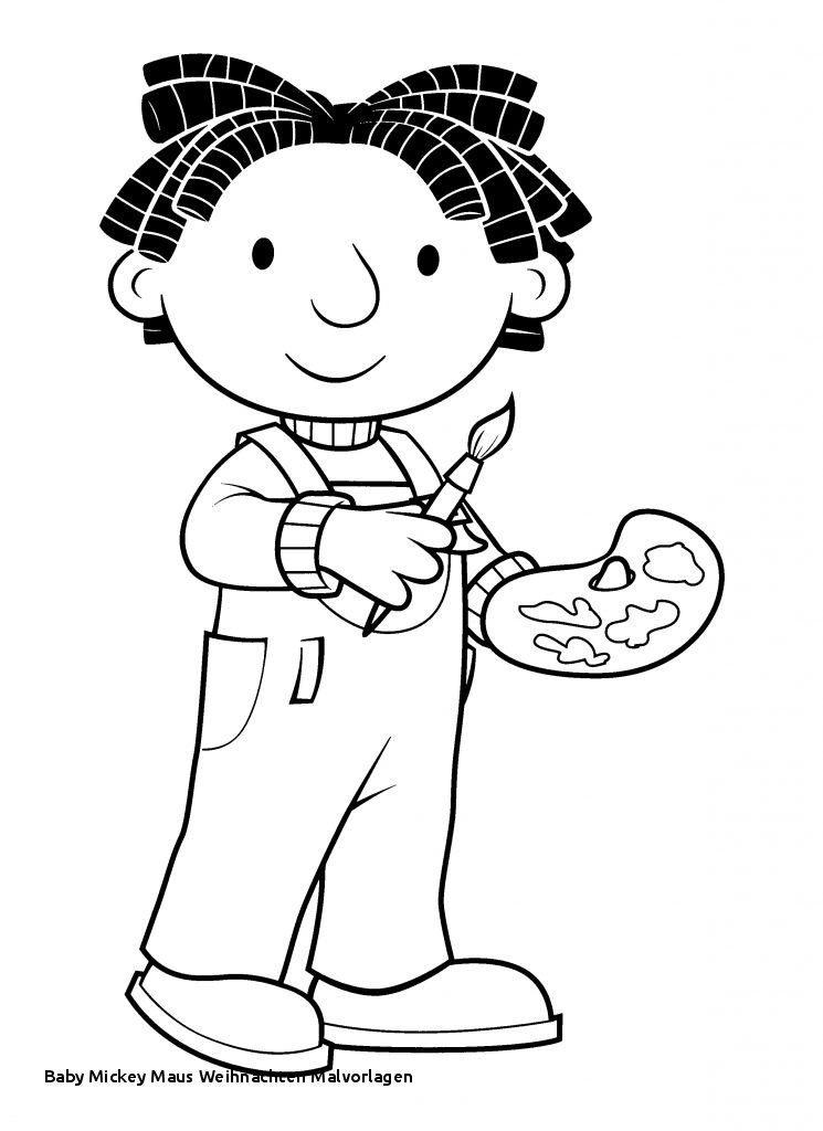 Ausmalbilder Minions Baby Neu Baby Mickey Maus Weihnachten Malvorlagen Minions Ausmalbilder Bob Bilder