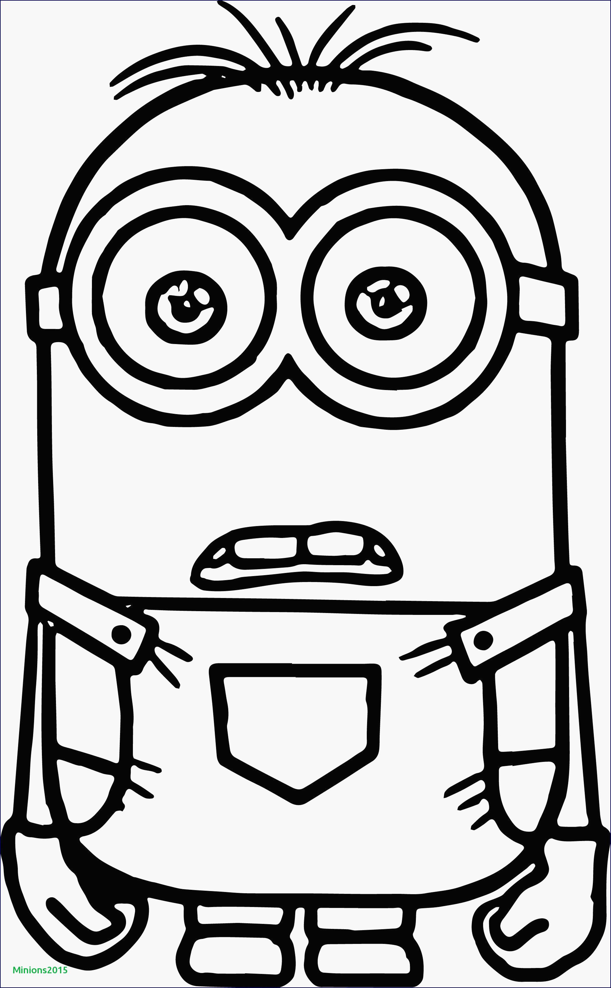 Ausmalbilder Minions Baby Neu ¢Ë†Å¡ Download Minion Bob to Color Frisch Malvorlagen Minions Galerie