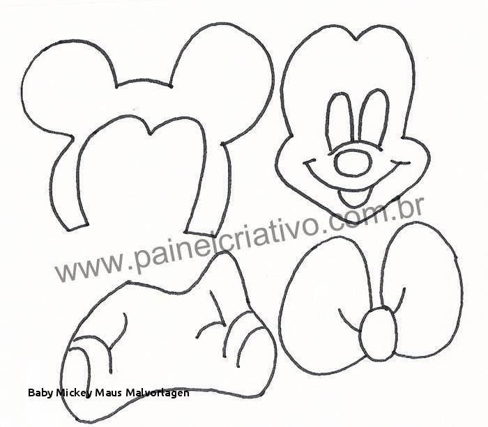 Ausmalbilder Minni Maus Einzigartig Baby Mickey Maus Malvorlagen 25 Minnie Maus Malbucher Ecoloringfo Fotos