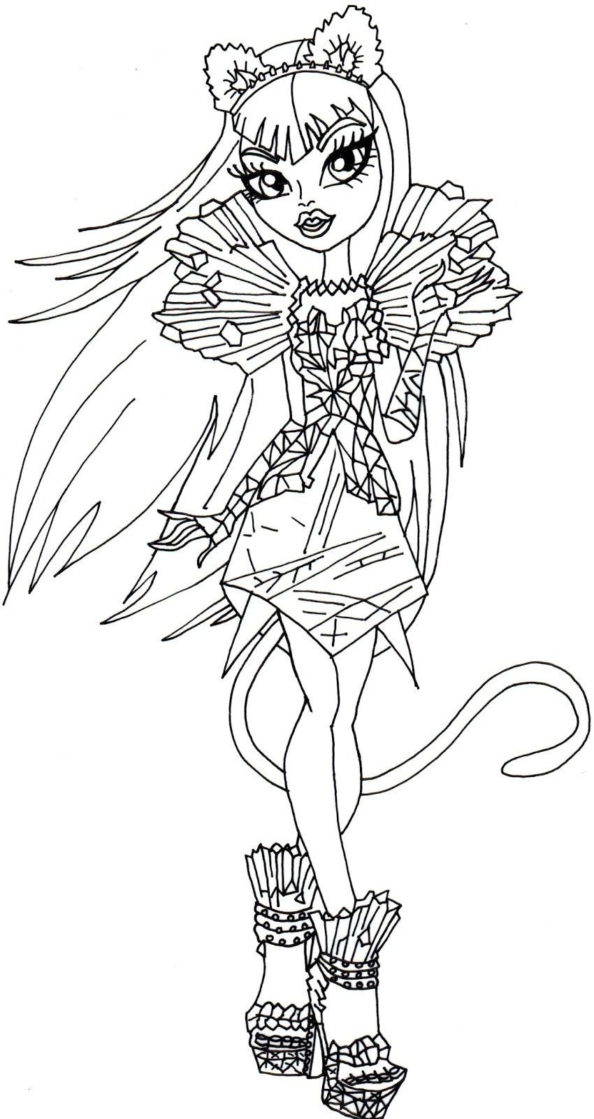 Ausmalbilder Monster High Frankie Stein Inspirierend 40 Ausmalbilder Monster High Frankie Stein Scoredatscore Schön Sammlung