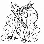 Ausmalbilder My Little Pony Applejack Einzigartig 36 Mlp Coloring Pages Princess Twilight Printable Das Bild
