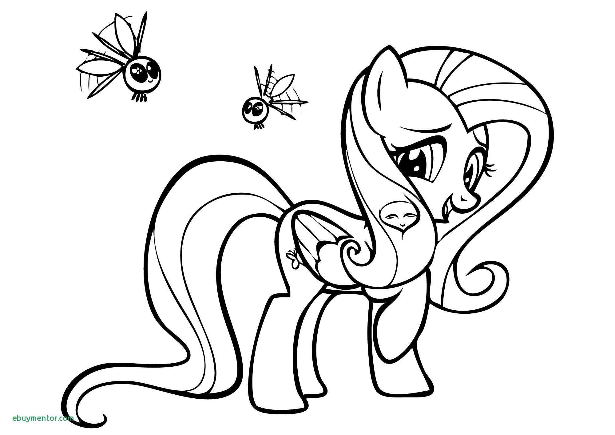 Ausmalbilder My Little Pony Applejack Frisch Fluttershy Coloring Pages Elegant My Little Pony Friendship is Magic Galerie