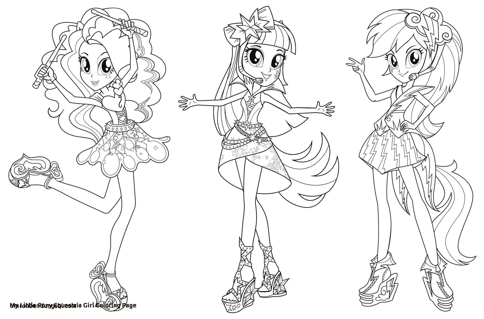Ausmalbilder My Little Pony Equestria Girl Neu Coloring Pages Pinkie Pie Beautiful Pinkie Pie Coloring Pages to Galerie