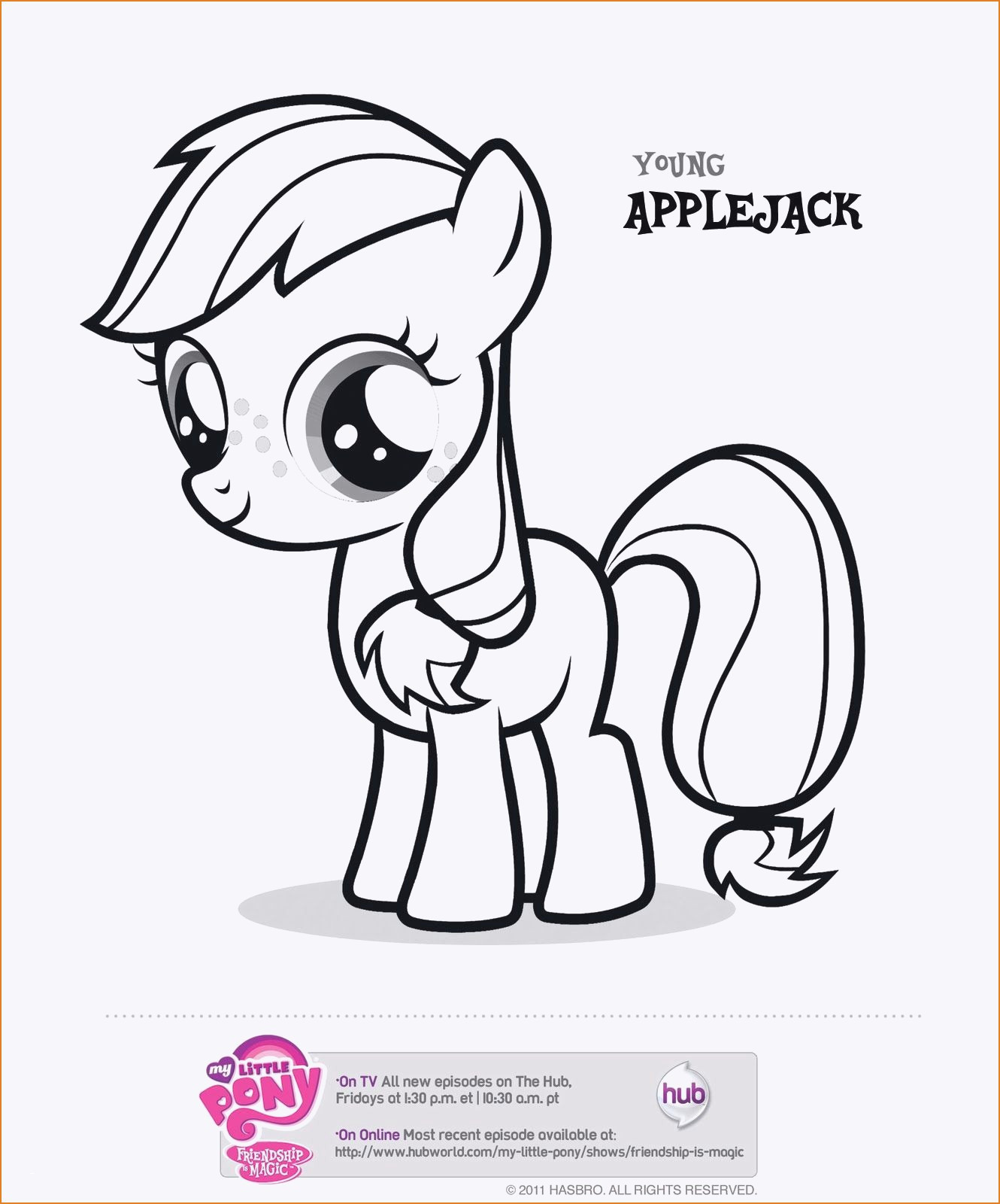 Ausmalbilder My Little Pony Rainbow Dash Einzigartig Applejack Coloring Pages Awesome My Little Pony Coloring Sheets Stock