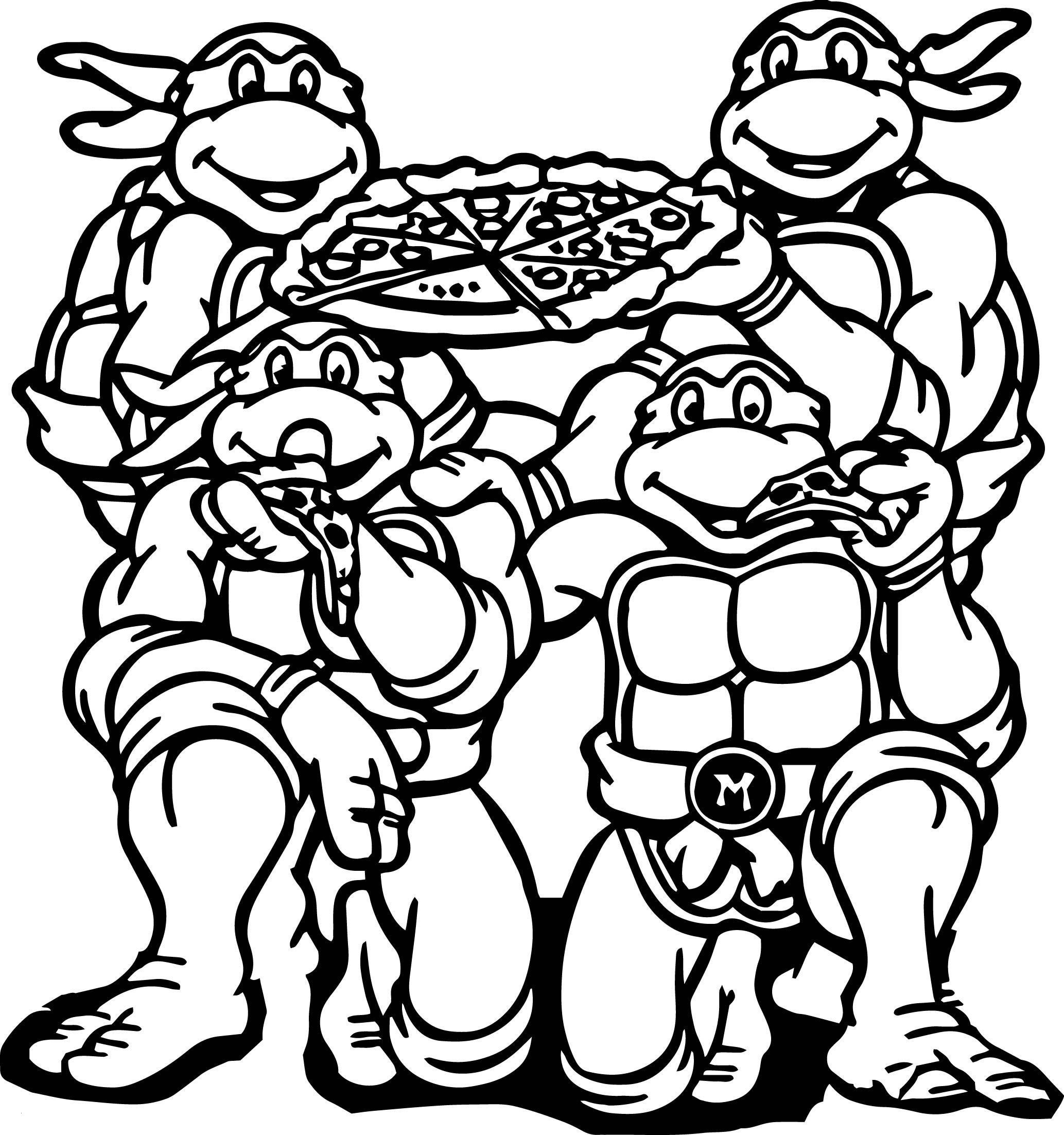 Ausmalbilder Ninja Turtles Inspirierend Ninja Turtles Coloring Pages Get This Michelangelo Teenage Mutant Sammlung