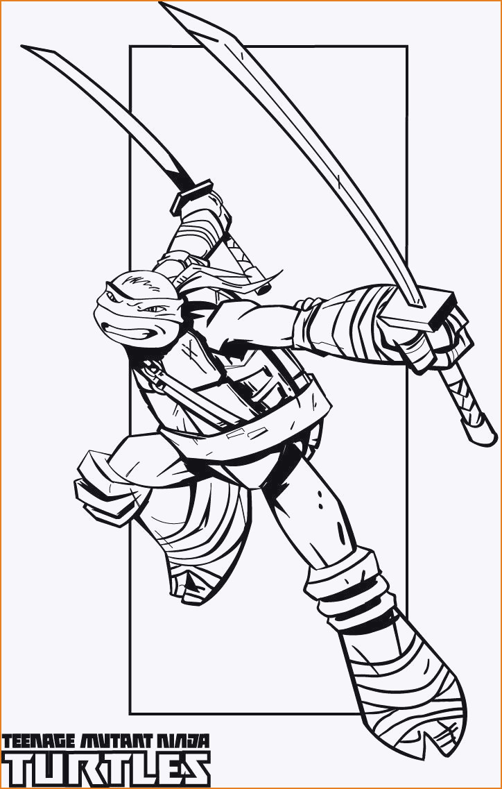 Ausmalbilder Ninja Turtles Neu Teenage Mutant Ninja Turtles Faces Coloring Pages Unique 44 Neu Bild
