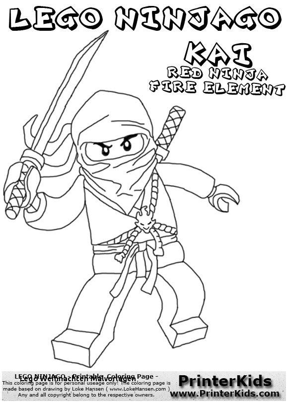 Ausmalbilder Ninjago Kai Das Beste Von Lego Weihnachten Malvorlagen Ausmalbild Malvorlagen Ice Age Stock