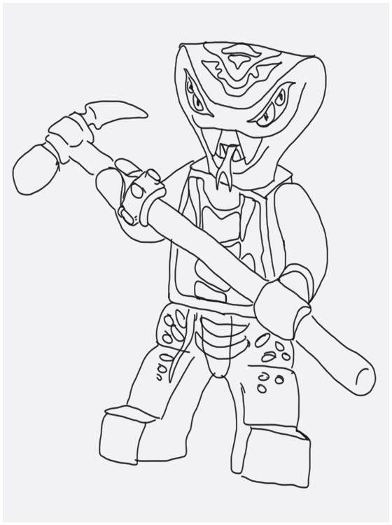 ausmalbilder ninjago kai