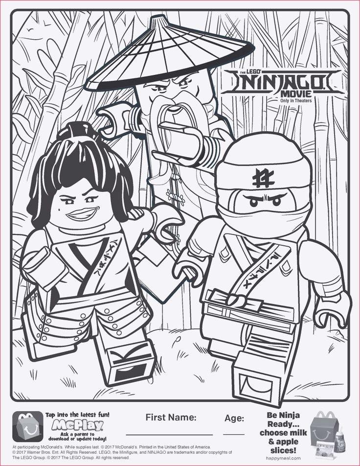 Ausmalbilder Ninjago Nya Neu Malvorlagen Ninjago Nya Stock
