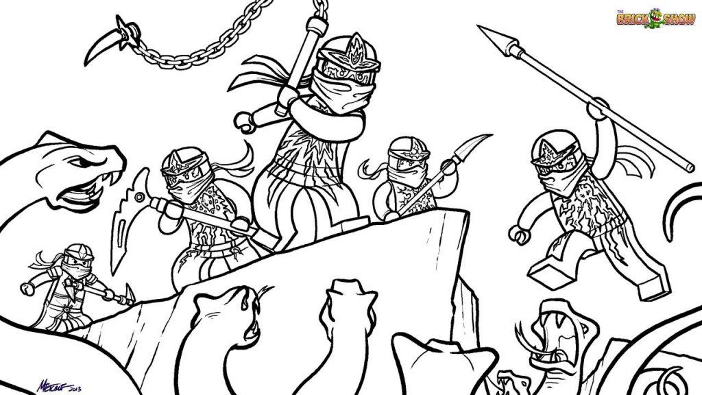 ausmalbilder ninjago pythor inspirierend 45 schön