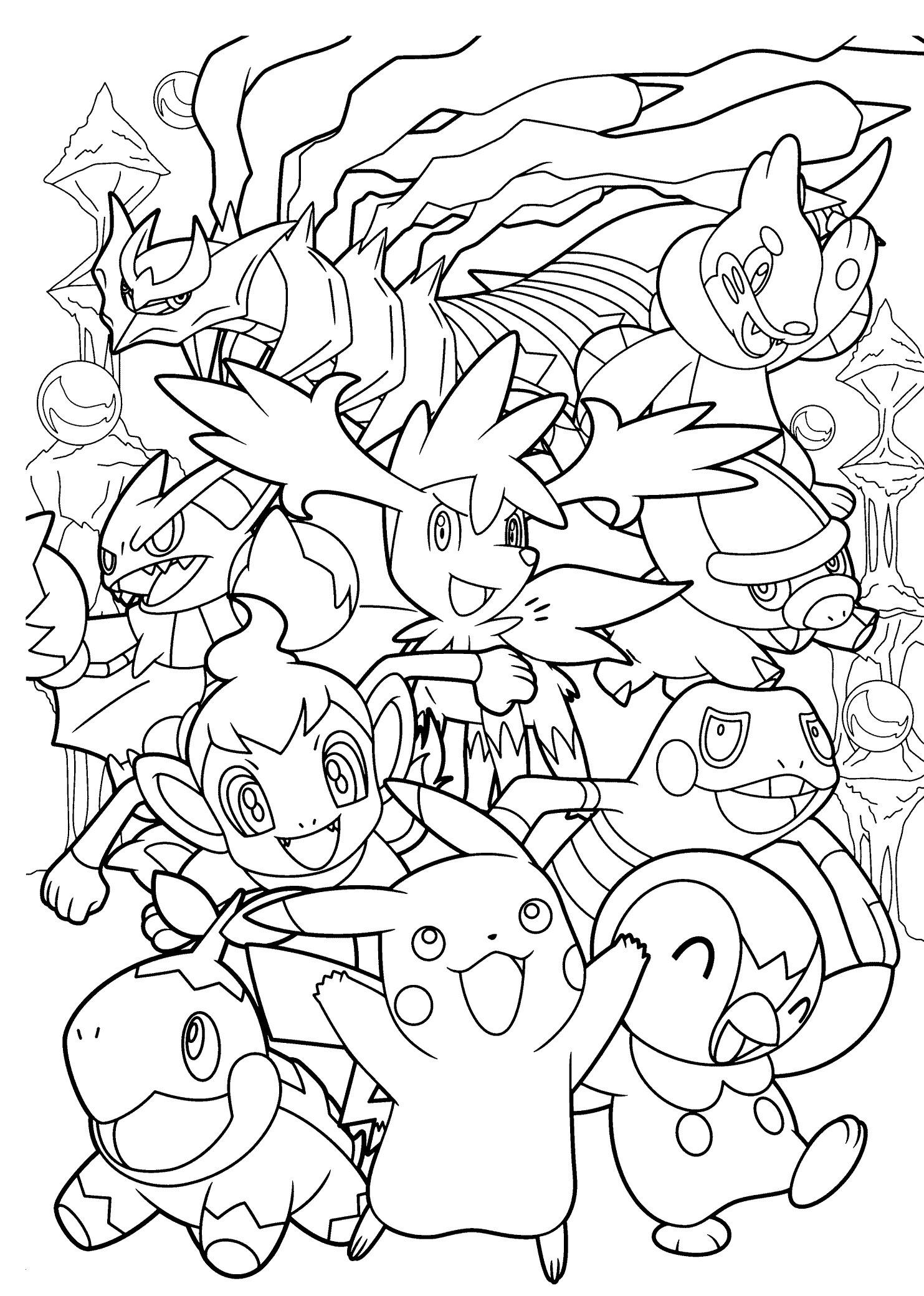 Ausmalbilder Ninjago Schlangen Neu All Pokemon Anime Coloring Pages for Kids Printable Free Fotografieren