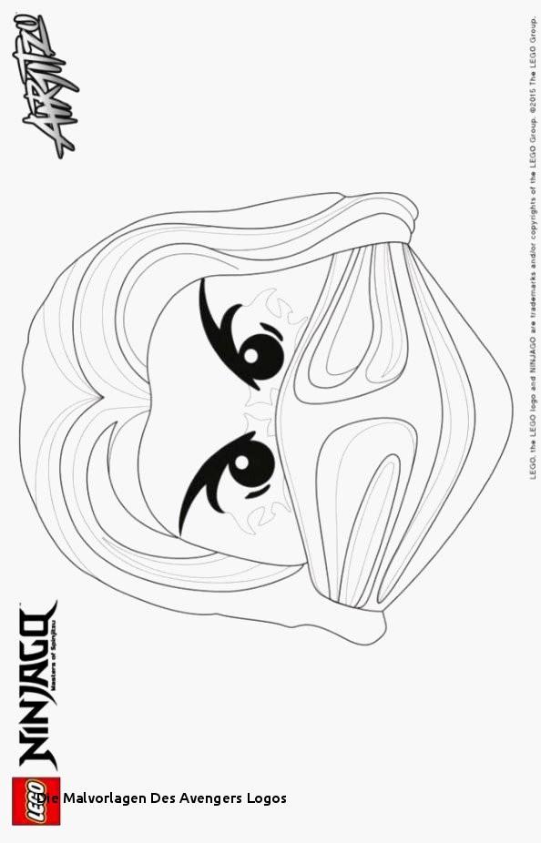Ausmalbilder Ninjago Zum Ausdrucken Inspirierend 25 Die Malvorlagen Des Avengers Logos Sammlung